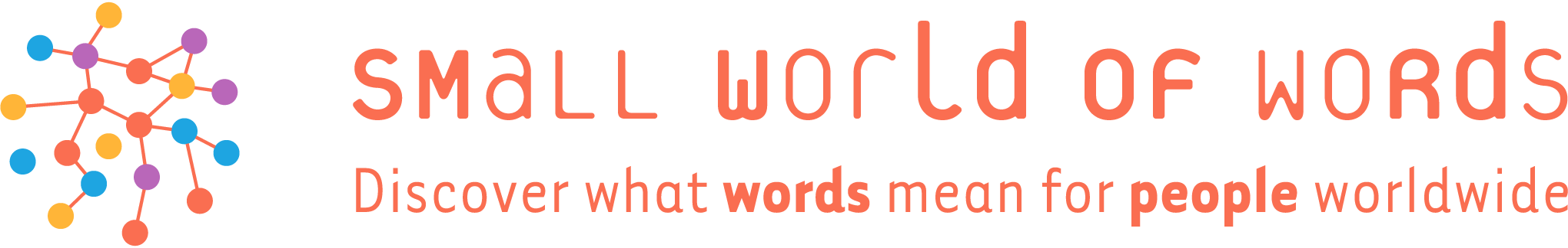 Small World of Words - Discover what words mean to people worldwide.